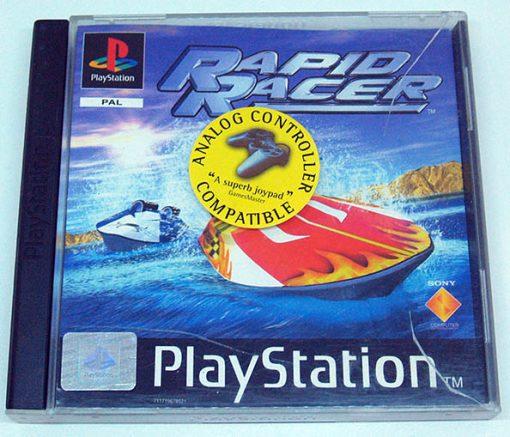 Rapid Racer PS1
