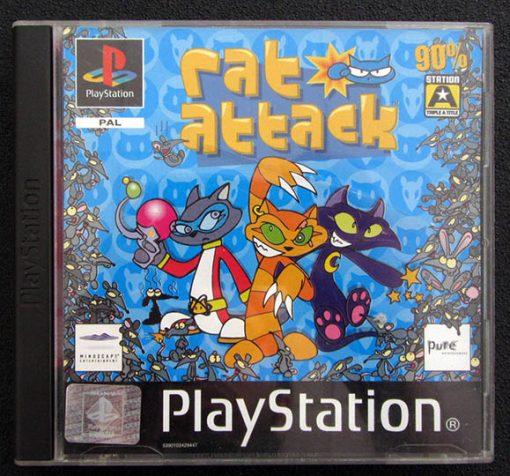 Rat Attack PS1
