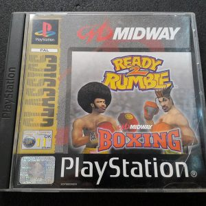 Ready 2 Rumble Boxing PS1