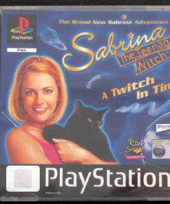 Sabrina The Teenage Witch: A Twitch in Time PS1