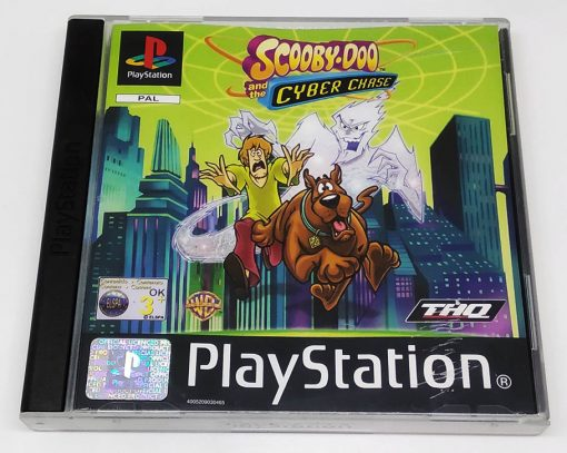 Scooby-Doo and the Cyber Chase PS1