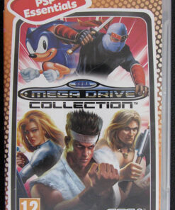 Sega Mega Drive Collection PSP