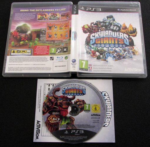 Skylanders: Giants PS3