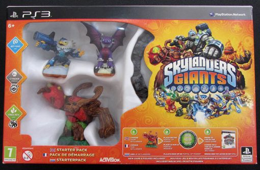 Skylanders: Giants PS3