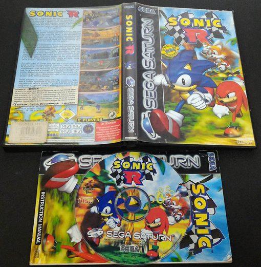 Sonic R SEGA SATURN
