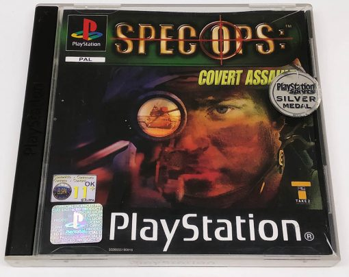 Spec Ops: Covert Assault PS1