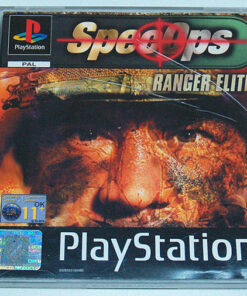Spec Ops: Ranger Elite PS1