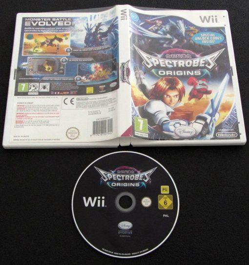 Spectrobes: Origins WII