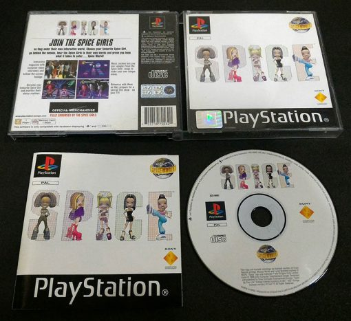 Spice World PS1