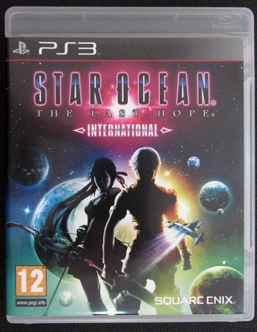 Star Ocean: The Last Hope PS3