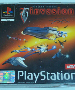 Star Trek: Invasion PS1