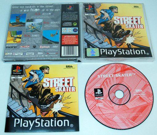 Street Skater PS1