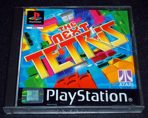 The Next Tetris PS1
