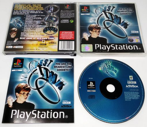 The Weakest Link PS1