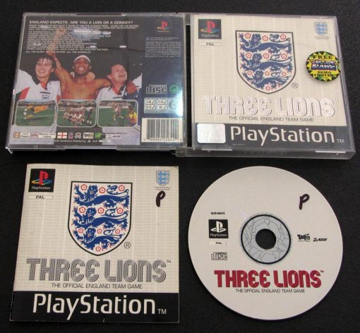 Three Lions PS1