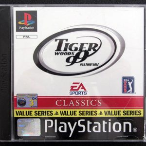 Tiger Woods 99 PGA Tour Golf PS1