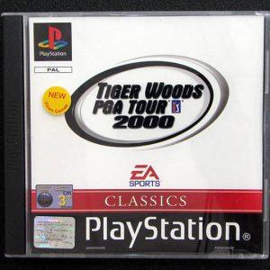 Tiger Woods PGA Tour 2000 PS1