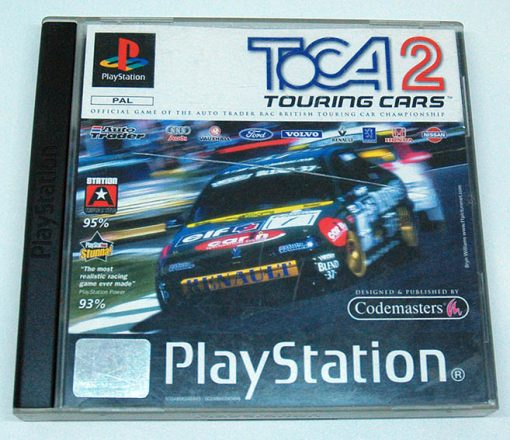 Toca 2 Touring Cars PS1