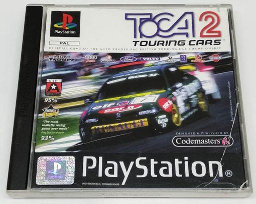 Toca 2 Touring Cars PS1