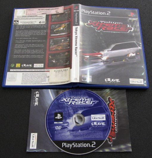Tokyo Xtreme Racer PS2
