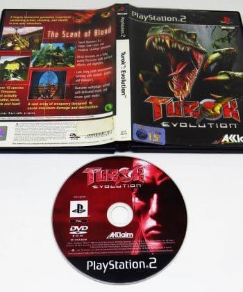 Turok Evolution PS2
