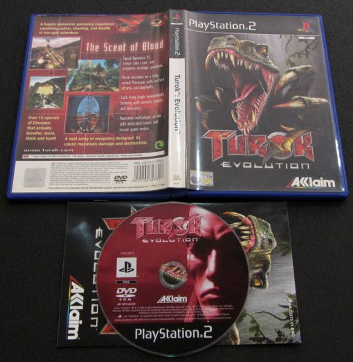 Turok Evolution PS2