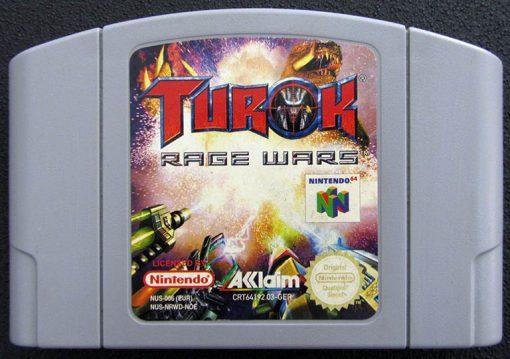 Turok: Rage Wars N64