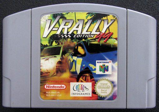 V-Rally N64