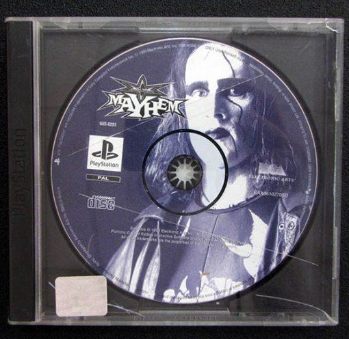 WCW Mayhem PS1