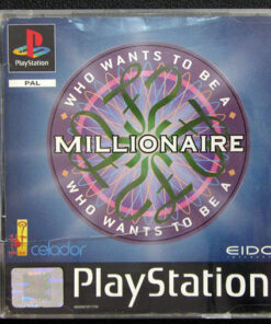 Who Wants to be a Millionaire PS1