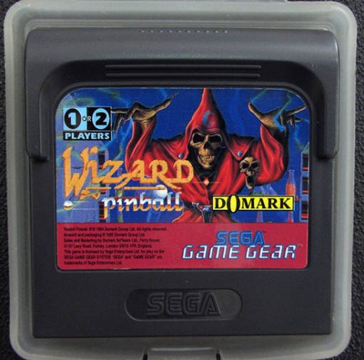 Wizard Pinball GAME GEAR
