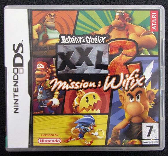 Asterix & Obelix XXL 2: Mission Wifix NDS
