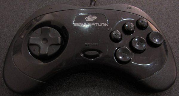 Comando Usado Sega Saturn