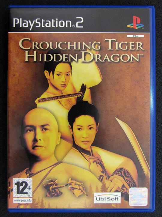 Crouching Tiger Hidden Dragon PS2