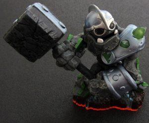 Figura Skylanders Giants - Crusher (Giant)