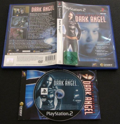Dark Angel PS2