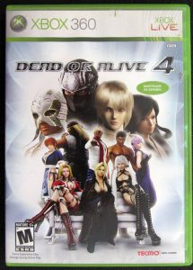Dead or Alive 4 X360