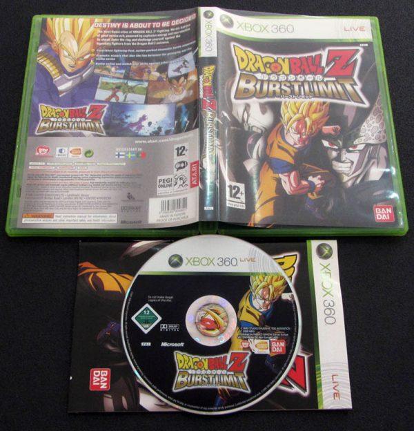 Dragon Ball Z: Burst Limit X360