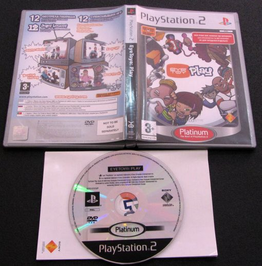 EyeToy Play PS2