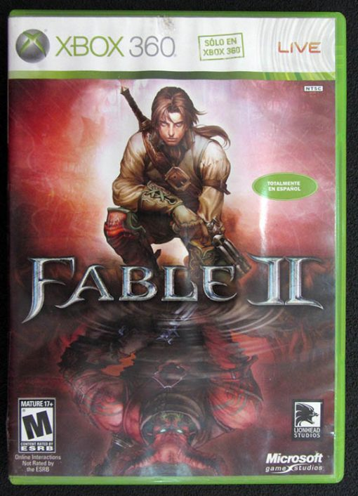 Fable II X360