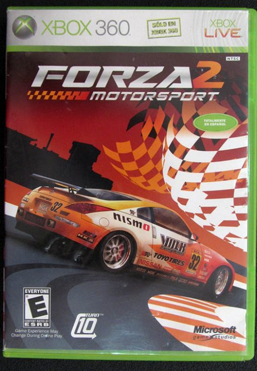 Forza 2 X360