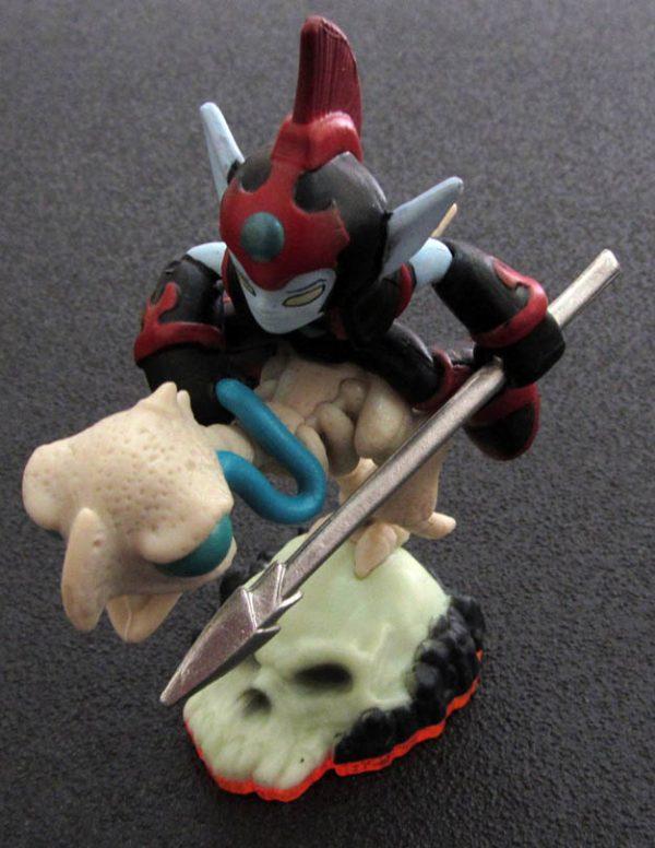 Figura Skylanders Giants - Fright Rider