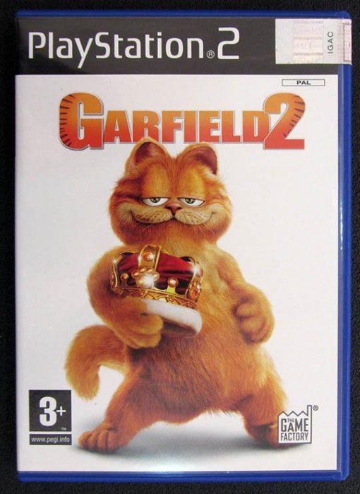 Garfield 2 PS2