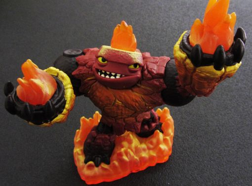 Figura Skylanders Giants - Hot Head (Giant)