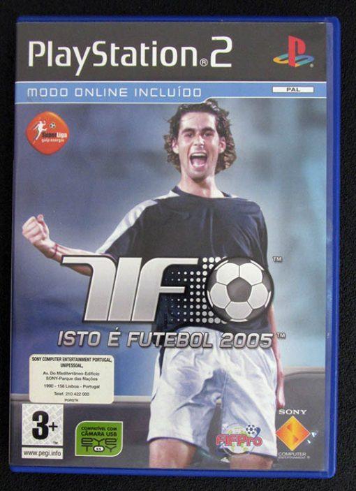 Isto é Futebol 2005 PS2