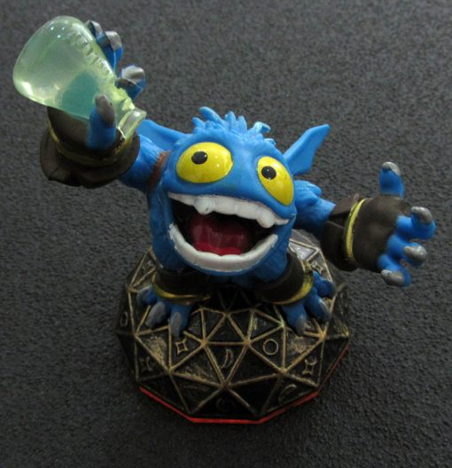 Figura Skylanders Giants - Pop Fizz