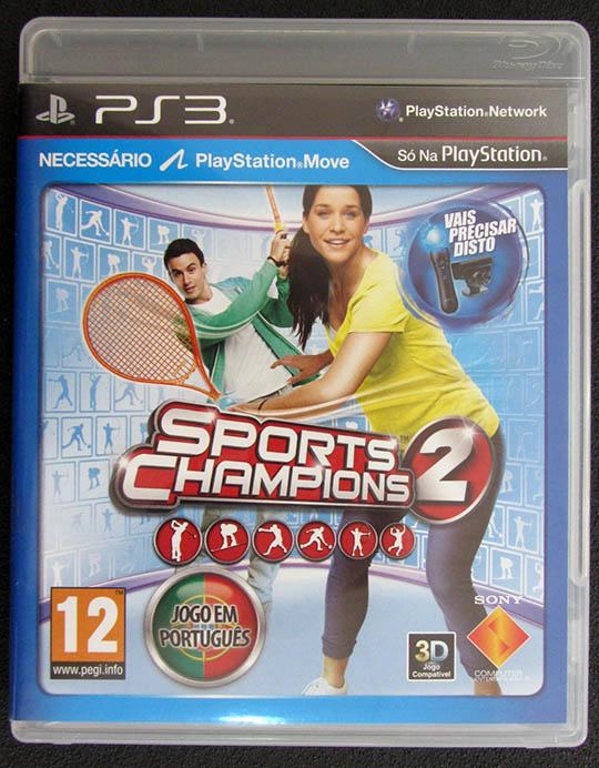 Sports Champions 2 PS3