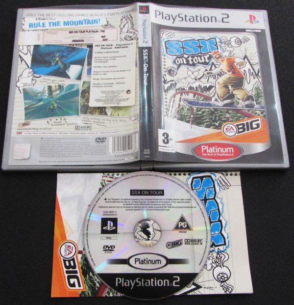 SSX On Tour PS2