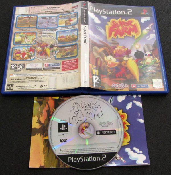 Super Farm PS2