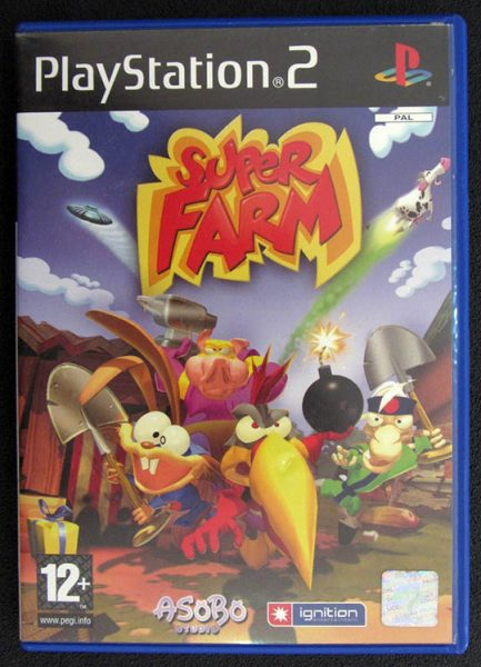 Super Farm PS2